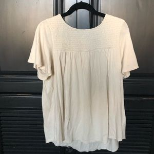 Ruched Top Blouse
